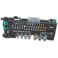 Wera Zyklop Interchangeable Tool-Check Plus Ratchet, Socket & Bit Set 39 Piece Set