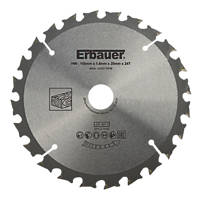 Erbauer TCT Saw Blade 150 x 20mm 24T