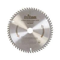 Triton TCT Plunge Saw Blade 165 x 20mm 60T
