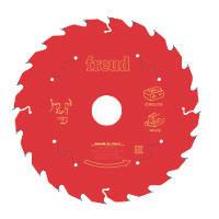 Freud Circular Saw Blade 190 x 30mm 24T