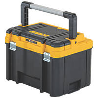 DeWalt TSTAK Deep Tool Box with Organiser