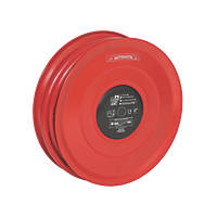 "Firechief Fixed Automatic Fire Hose Reel 30m x ¾"" (19mm) Red"
