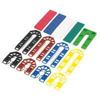 Broadfix Assorted Levelling Kit One Size 200 Pcs