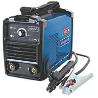 Scheppach WSE1100 20-160A Inverter Welder 230V