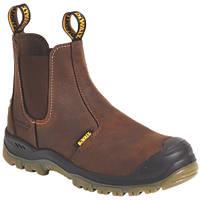 DeWalt Nitrogen   Safety Dealer Boots Brown Size 11