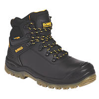 DeWalt Newark   Safety Boots Black Size 8