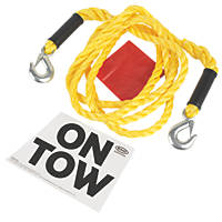 Ring 3.5 Tonne Heavy Duty Tow Rope 4m