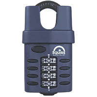 Squire  Steel All-Weather Combination Padlock 52mm