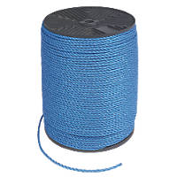 Polypropylene Rope Blue 6mm x 500m