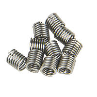 Helicoil Thread Repair Inserts  M4 x 0.7mm 10 Pack