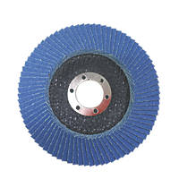 Erbauer Zirconium Flap Disc 115mm 60 Grit