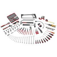 Teng Tools  Portable Service Tool Kit 144 Pieces