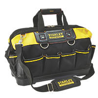 Stanley FatMax  Hard Base Tool Bag 18""
