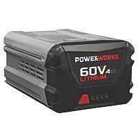 Powerworks P60B4 2900513 60V 4.0Ah Li-Ion  Battery