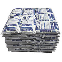 Brown De-Icing Salt 1050kg 42 Pack