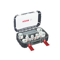 Bosch  Progressor Holesaw Set 14 Pieces