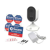 Swann SWWHD-INDCAM-UK Wi-Fi Indoor Powered Camera
