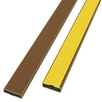 Firestop Intumescent Fire Seal Brown 15 x 4 x 2.1m 10 Pack
