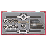 Teng Tools Tap & Die Set 17Pcs