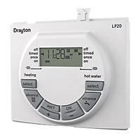 Drayton LP20 Boiler Programmer