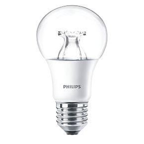 philips es gls led light bulb 806lm 8 5w light bulbs. Black Bedroom Furniture Sets. Home Design Ideas