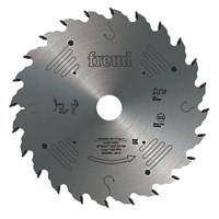 Freud Circular Saw Blade 160 x 20mm 24T