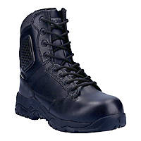 Magnum Strike Force 8.0 Metal Free  Safety Boots Black Size 3