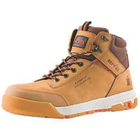 Scruffs Switchback 3   Safety Boots Tan Size 11