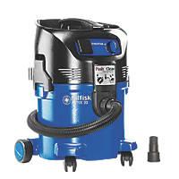Nilfisk Attix 30-21 PC 1150W 30Ltr Professional Wet & Dry Vacuum 110V