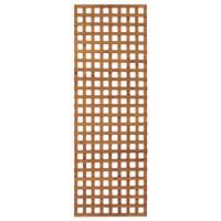 Forest Premium Softwood Rectangular Trellis 2 x 6' 3 Pack