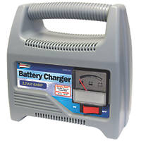 Streetwize SWBCG6 6A Battery Charger 12V