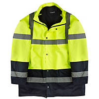 "Site  Hi-Vis Jacket Yellow Large 55"" Chest"