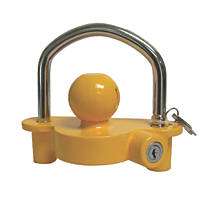 Maypole Trailer Universal Hitch Lock 140mm
