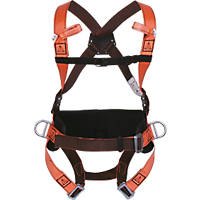 Delta Plus HAR14 4-Point Adjustable Fall Arrest Harness