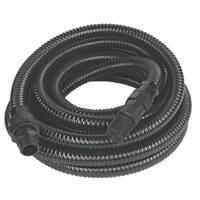 "Reinforced Delivery Hose with Filter 7m x 1"" (24mm)"