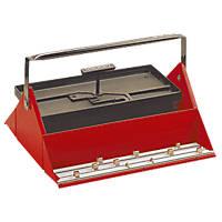 "Teng Tools Lockable Barn Style Tool Box 18"""