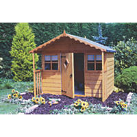 Shire Cubby Playhouse 6 x 4'