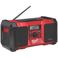 Milwaukee M18JSR-0 AM / FM Site Radio 18V