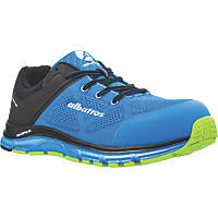 Albatros Lift Impulse Low   Safety Trainers Blue / Black Size 10