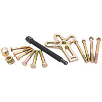 Hilka Pro-Craft Harmonic Balance Puller Set 13 Pieces