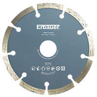 Erbauer  Masonry/Stone Segmented Diamond Cutting Blade 125 x 22.2mm