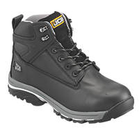 JCB Fast Track   Safety Boots Black Size 9