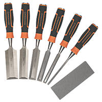 Magnusson Wood Chisel Set 7 Pieces