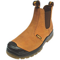 DeWalt Irvine   Safety Dealer Boots Tan Size 9