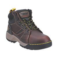 Dr Martens Grapple   Safety Boots Teak Size 4