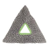 Unger Stingray Deep Clean Microfibre TriPads  250 x 250mm 5 Pack