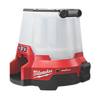 Milwaukee M18ONESLSP-0 18 / 110V Li-Ion RedLithium Cordless Compact Site Light - Bare
