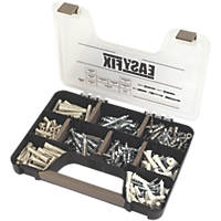 Easyfix Fixings Trade Case 240 Piece Set