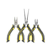 Stanley Pliers Set 3 Pieces
