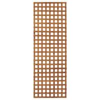 Forest Premium Softwood Rectangular Trellis 2 x 6' 4 Pack